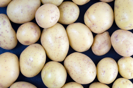 many potatoes in a heap