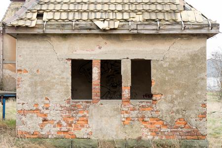 abandoned: old abandoned building