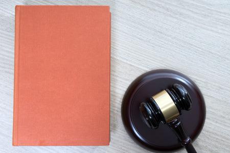 statute: statute book and judges gavel