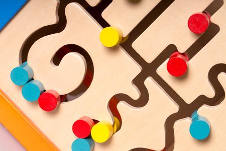 dexterity: Dexterity Toy for young children