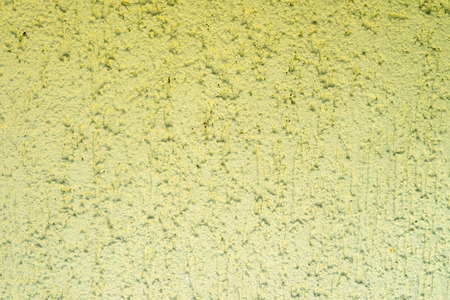 roughcast: yellow Roughcast on a wall Stock Photo