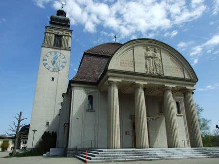 Pfarrkirche St. Maria Neudorf or Pfarrei St.Maria Neudorf - St. Gallen, Switzerland