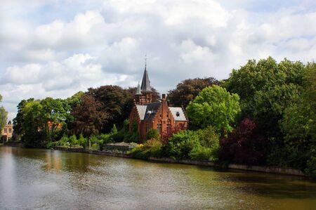 Besuchen Sie Hexen. Stadt des Flamenco-Teils von Belgien. Europa