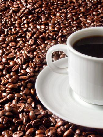 half coffe cup