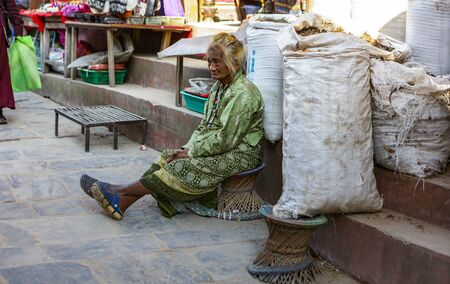Kathmandu, Nepal-November 02,2017: