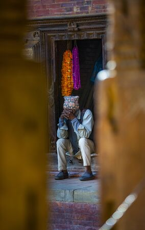 Kathmandu, Nepal: November 03,2017: