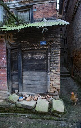 Kathmandu, Nepal: November 04,2017: