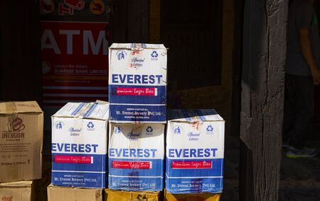 Kathmandu,  Nepal-November 07,2017: