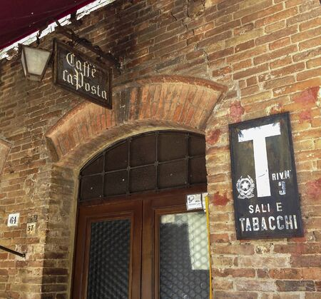 Pienza, Italy-Juli 28,2015: