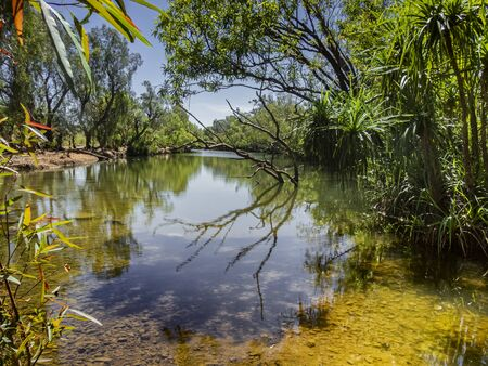 Katherine river, Northern Terretories, Australia