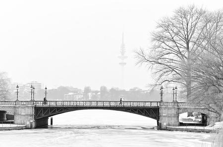 Hamburg Standard-Bild - 15265418