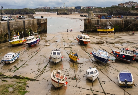 Cornwall Stock Photo