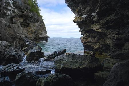 A Passage Фото со стока - 54713243