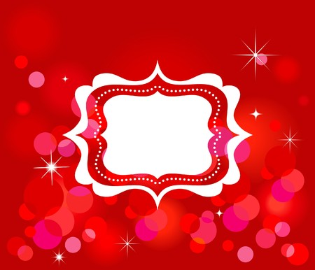 Shiny Christmas background with textured effect Stock Vector - 8105823
