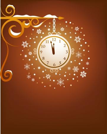 orologio da parete: Sfondo orologio retrò