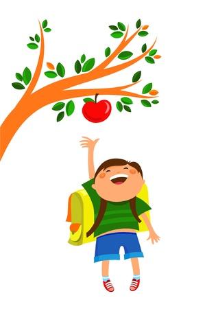 back to school Stock Vector - 9841890