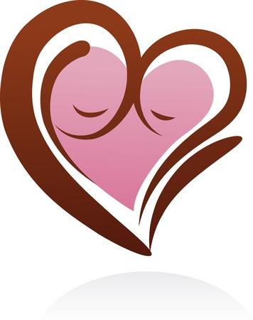 motherhood icon and element Stock Vector - 10833753