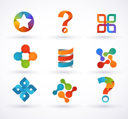 Elements and icons of infographics Stock Vector - 20312693