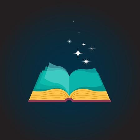 Open book concept design