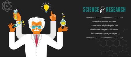 mad scientist: Mad Scientist - Research, Bio Technology