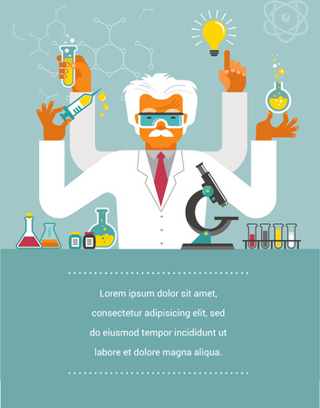 onderzoek: Mad Scientist - Onderzoek, Bio Technologie