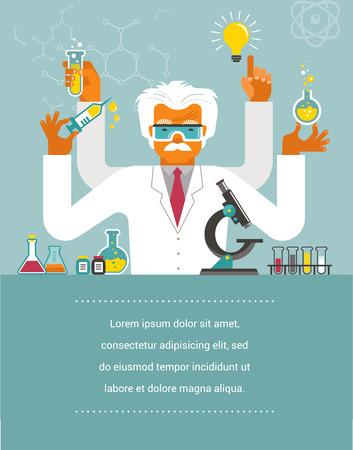 Mad Scientist - Research, Bio Technology