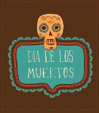 mujer con rosas: print - cr�neo del az�car mexicano, d�a del cartel muerto