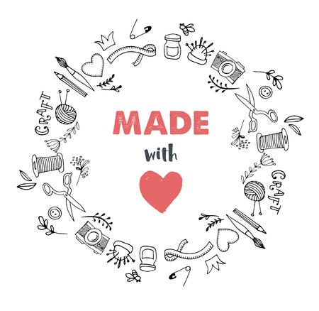 Handmade, warsztaty artystyczne, targi sztuki i festiwal plakatu, ulotki