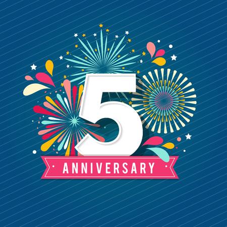 numero diez: fuegos artificiales de aniversario y la celebración de fondo, conjunto de números