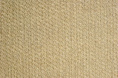 hemp: close up of sack texture