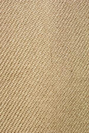 close up of sack texture photo