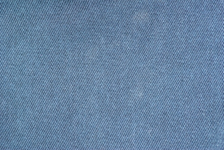 Textured striped blue jeans denim linen fabric background 스톡 콘텐츠