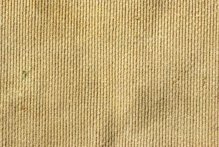 hessian bag: close up of sack texture