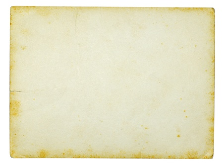 Aged paper texture can be used as background Stock Photo - 11942022