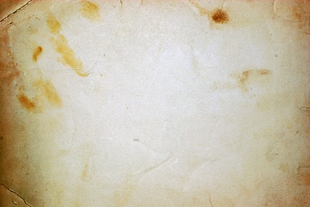 old paper texture on white photo