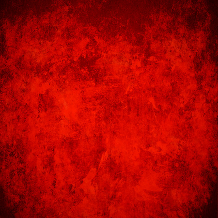 backgrounds: Grunge red background texture