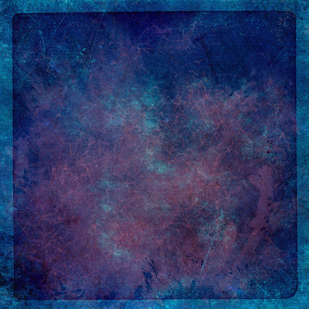 dark ages: Abstract blue background Stock Photo