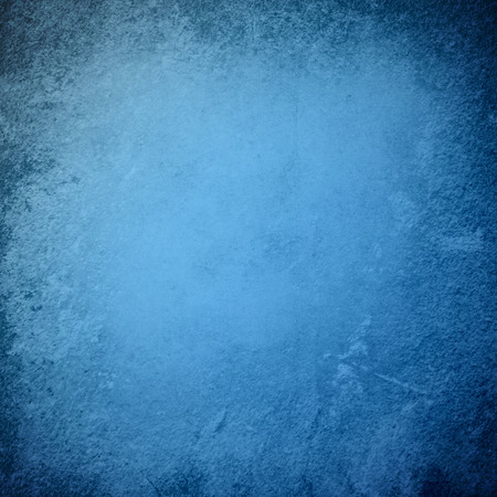 paint background: Fondo de pintura azul  Foto de archivo