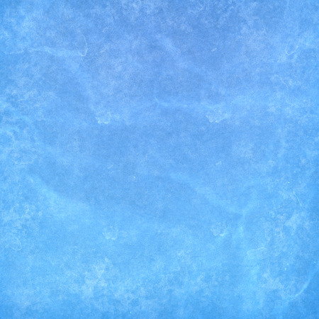 back to the future: Abstract blue background Stock Photo
