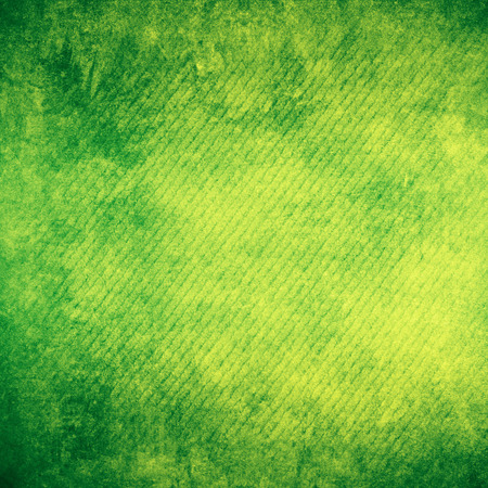 green background texture: green background , Old vintage texture Stock Photo