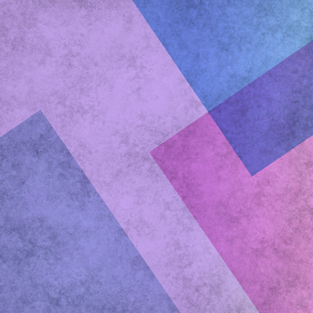 back to the future: Abstract  background