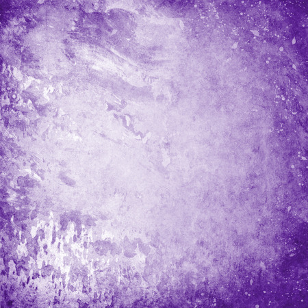 Grunge violet as a background