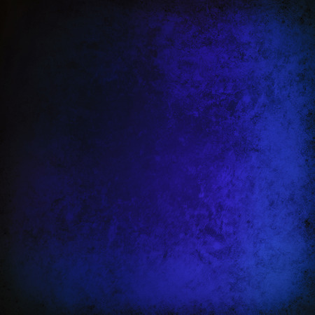 blue vintage background: Abstract blue background Stock Photo