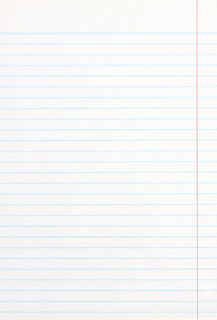 lined paper: detailed lined paper texture