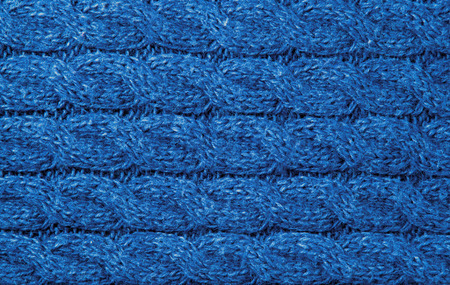 knitted fabric texture Foto de archivo