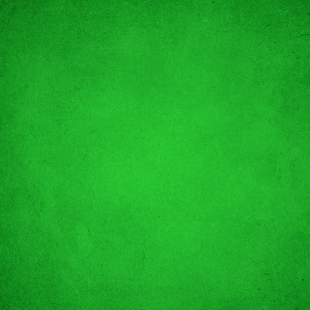 retro green background with texture of old paper Stock Photo