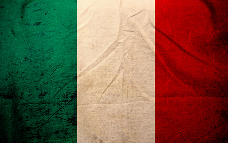 flag of Italy background texture