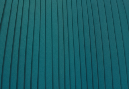 Pleated textile  photo
