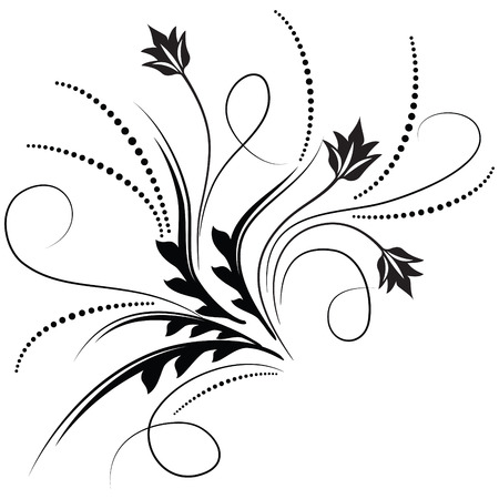 Decorative ornament for various design artwork  Stock Vector - 8136688
