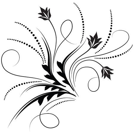 Decorative ornament for various design artwork Stock Vector - 8136688